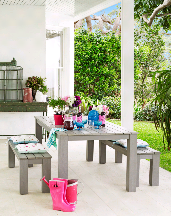 Furnishing Your Outdoor Space Domayne Style Insider