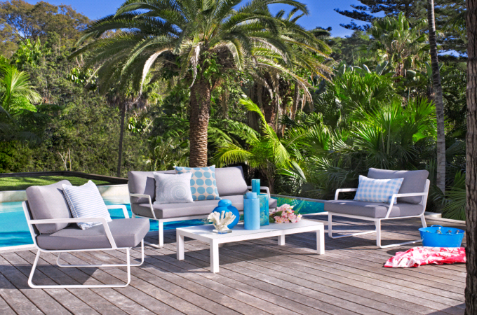 Create An Outdoor Comfort Zone Domayne Style Insider
